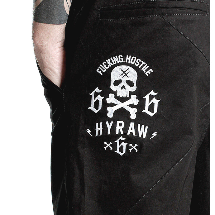 Short  pour hommes HYRAW - TWILL HOSTILE