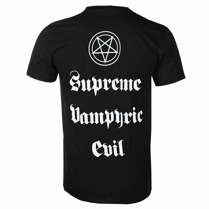 T-shirt pour homme Cradle Of Filth - Supreme Vampiric Evil - Noir