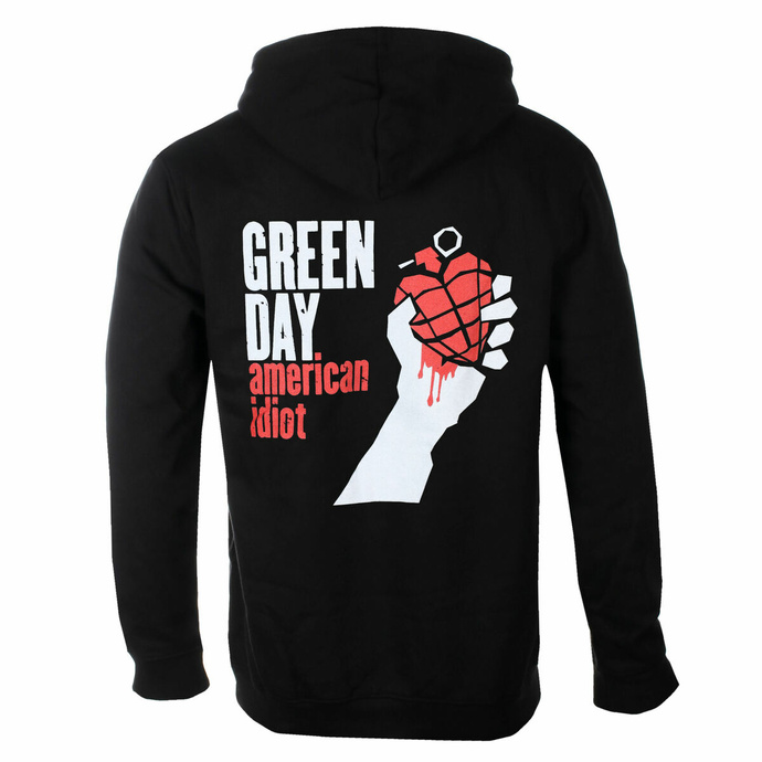 Sweat-shirt pour homme Green Day - American Idiot - ROCK OFF