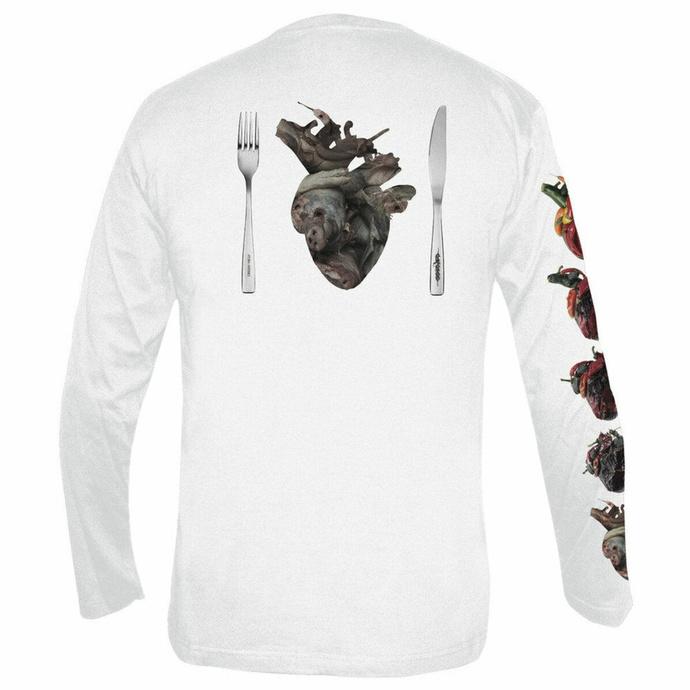 T-shirt à manches longues pour hommes CARCASS - Torn arteries - NUCLEAR BLAST