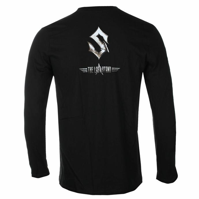 t-shirt pour homme à manches longues SABATON - The last stand - NUCLEAR BLAST