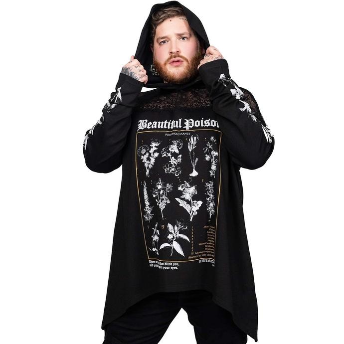 sweatshirt pour femmes KILLSTAR - Poison Lace