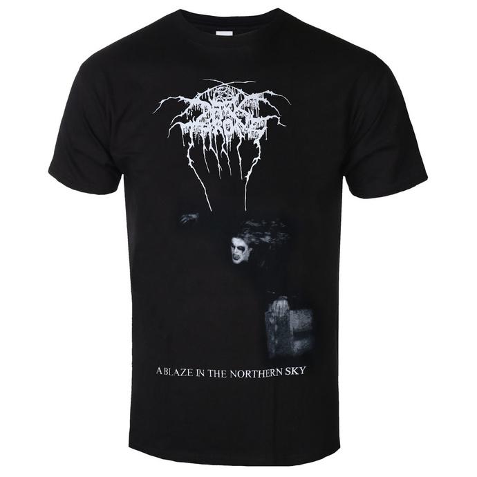 T-shirt pour hommes Darkthrone - A Blaze In The Northern Sky - RAZAMATAZ
