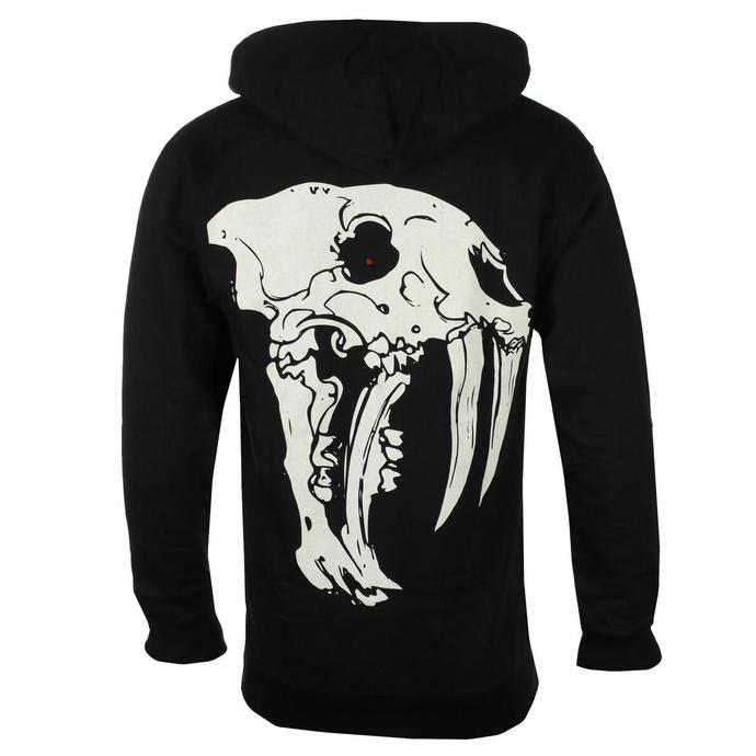 sweatshirt pour homme Red Fang - Fang - Noir - INDIEMERCH