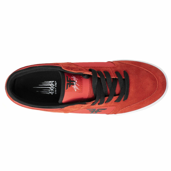 Chaussures pour hommes FALLEN - Ripper Chris Cole Oxblood