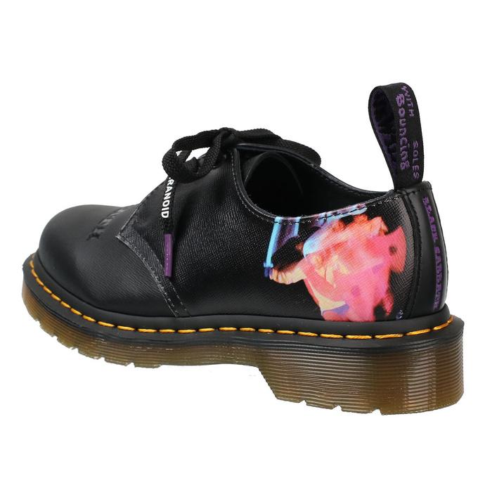 Chaussures DR. MARTENS - 3 trous - 1461 BLACK SABBATH - LP PARANOID
