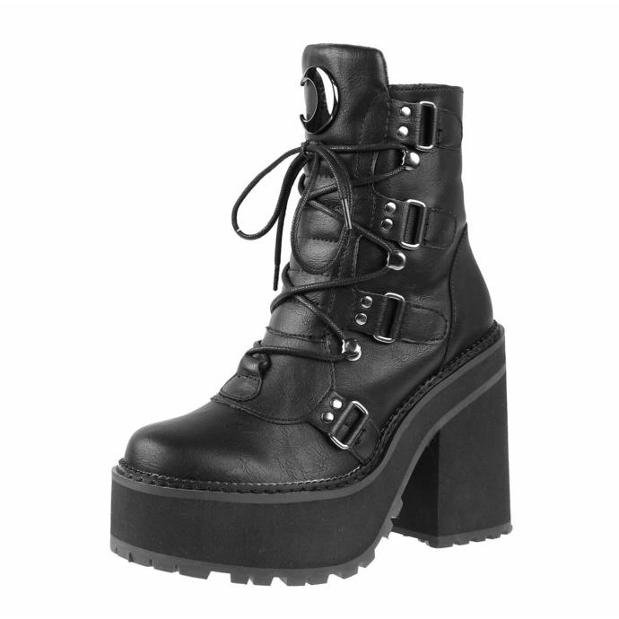 Chaussures pour femmes KILLSTAR - Broom Rider - NOIR