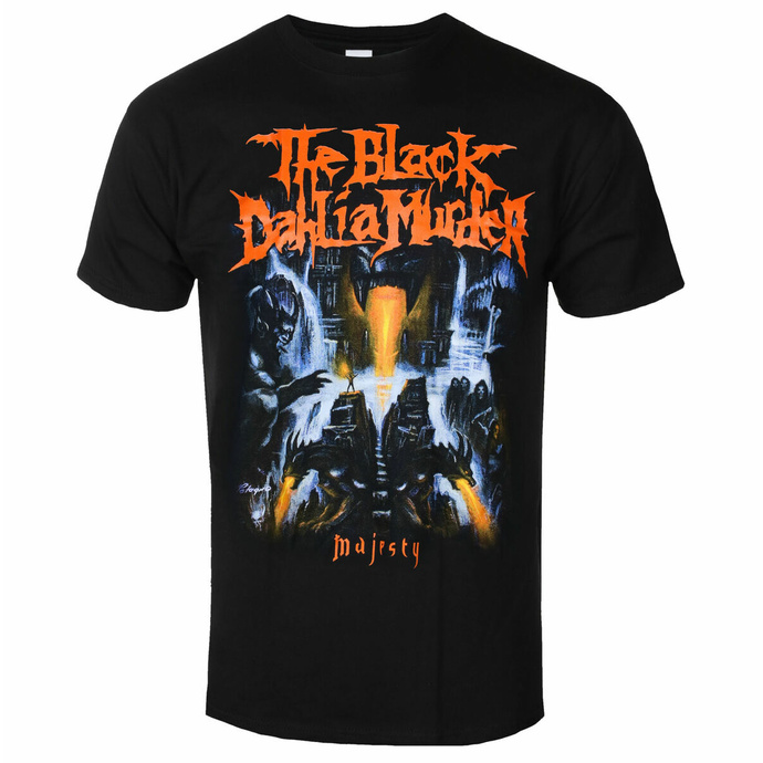t-shirt pour homme Black Dahlia Murder - Majesty - Noir - INDIEMERCH