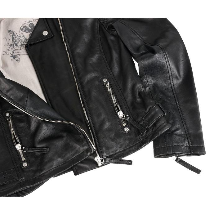 Veste pour femmes (veste metal) GGPasja W20 LNV - black
