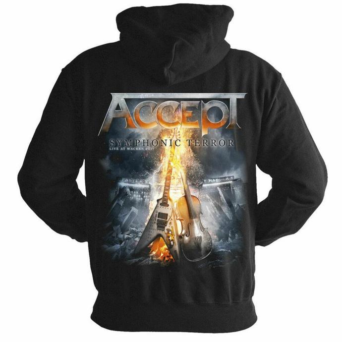 sweatshirt pour homme ACCEPT - Symphonic terror - NUCLEAR BLAST