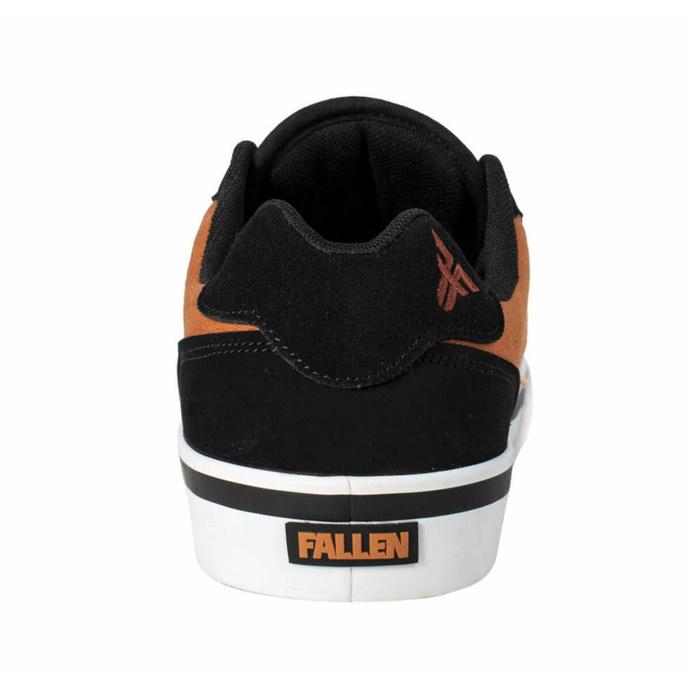 Chaussures pour hommes FALLEN - The Goat  - Orange / Noir