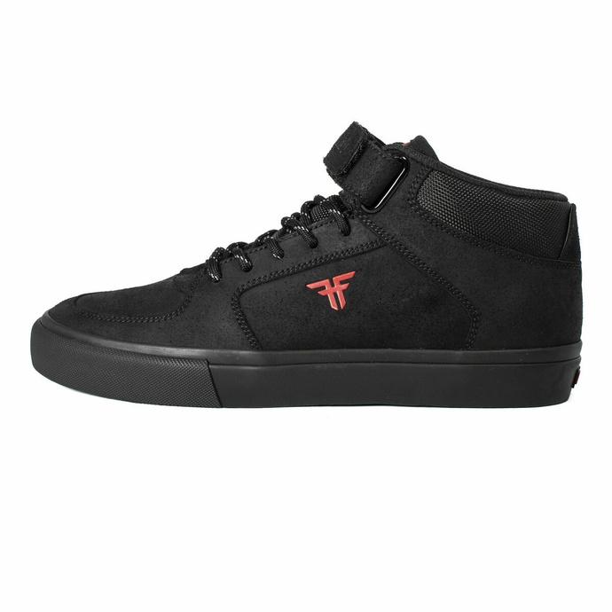 Chaussures pour hommes FALLEN - Tremont (Mid) X Rds - Noir / rouge