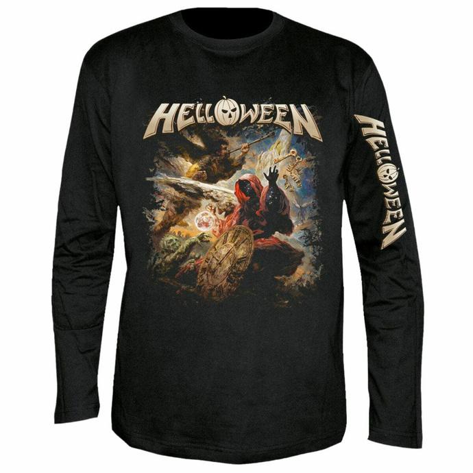 T-shirt à manches longues pour hommes  HELLOWEEN - Cover - NUCLEAR BLAST