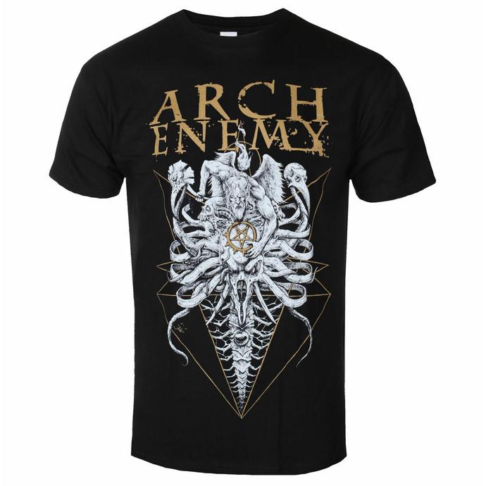 T-shirt pour hommes Arch Enemy - A Fight I Must Win Tour 2019
