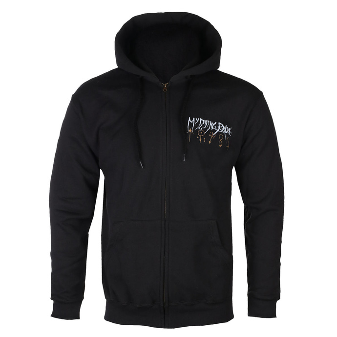 Sweat à capuche pour hommes My Dying Bride - The Ghost Of Orion Skull - RAZAMATAZ