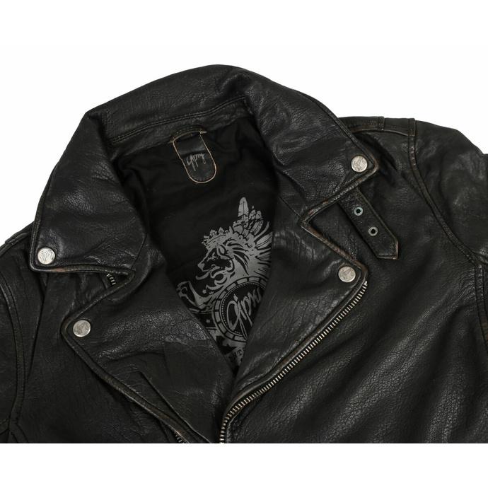 Veste (de motard) pour homme Mavric SF NSLV - noir
