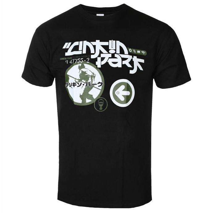 T-shirt pour homme LINKIN PARK - JPN soldier