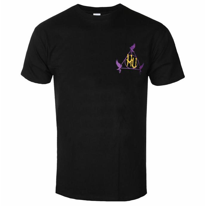 T-shirt pour homme HOLLYWOOD UNDEAD - Violet et or