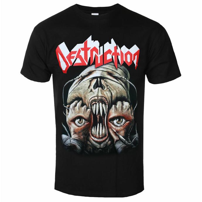 t-shirt pour homme Destruction - Release From Agony - Noir - INDIEMERCH