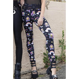 Pantalon (leggings) KILLSTAR - Not Cute - NOIR