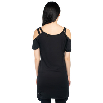 T-Shirt pour femmes - CAT Person Distress - KILLSTAR