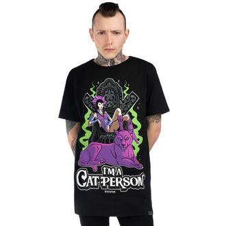 T-Shirt unisexe - Cat Person - KILLSTAR