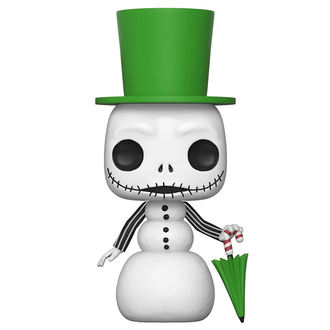 Figure Nightmare before Christmas - POP! - Bonhomme de neige Jack, NIGHTMARE BEFORE CHRISTMAS, Nightmare Before Christmas