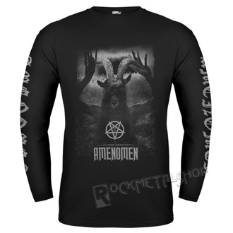 t-shirt hardcore pour hommes - UNDER THE UNSACRED MOONLIGHT - AMENOMEN, AMENOMEN