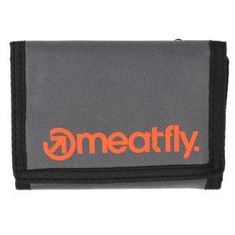 portefeuille MEATFLY - Vega - Gris, Orange, MEATFLY
