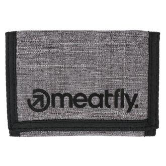 Portefeuille MEATFLY - Vega - Gris Bruyère, Noir, MEATFLY