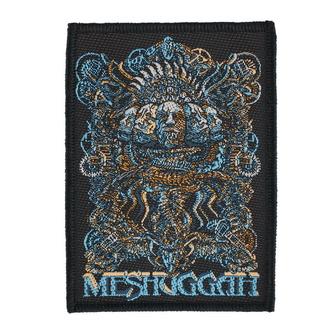 Patch Meshuggah - 5 Faces - RAZAMATAZ, RAZAMATAZ, Meshuggah
