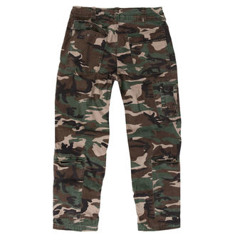 Pantalon hommes SURPLUS - INFANTRY CARGO - Woodle. GEW, SURPLUS