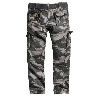 Pantalon SURPLUS - PREMIUM SLIMMY - NOIR CAMO, SURPLUS