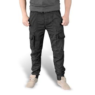Pantalon SURPLUS - PREMIUM SLIMMY - Noir GE, SURPLUS