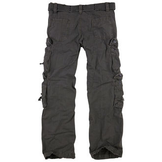 Pantalon SURPLUS - ROYAL TRAVELER - ROYAL / NOIR, SURPLUS