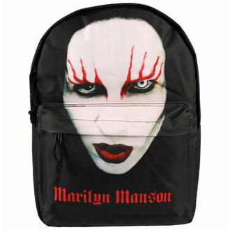 Sac à dos MARILYN MANSON - RED LIPS, NNM, Marilyn Manson