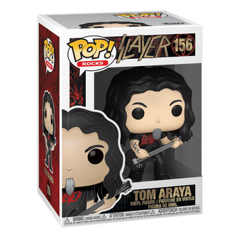 Figure Slayer - POP! - Tom Araya, POP, Slayer