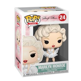 Figurine Marilyn Monroe - POP! - ( Robe blanche), POP, Marilyn Monroe