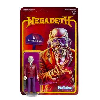 Figurine Megadeth - Vic Rattlehead, NNM, Megadeth