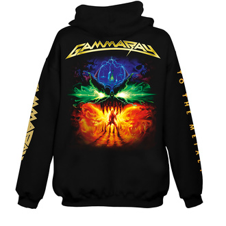 sweat-shirt avec capuche pour hommes Gamma Ray -, ART WORX, Gamma Ray