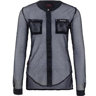 tee-shirt gothic et punk pour femmes - Pockets - QUEEN OF DARKNESS, QUEEN OF DARKNESS