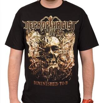 tee-shirt métal pour hommes NECROPHAGIST - Diminished - INDIEMERCH, INDIEMERCH, Necrophagist