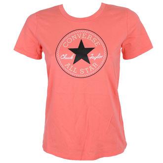 tee-shirt street pour femmes - CORE SOLID CHUCK PATCH - CONVERSE, CONVERSE