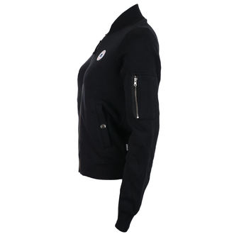 sweat-shirt sans capuche pour femmes - Core MA-1 Bomber - CONVERSE, CONVERSE