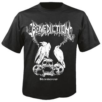 T-shirt pour hommes BENEDICTION - Stormcrow - NUCLEAR BLAST, NUCLEAR BLAST, Benediction