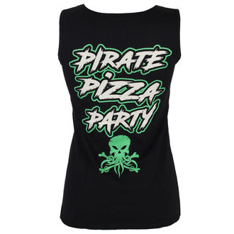 débardeur femmes Alestorm - Pirate Pizza Party - ART WORX, ART WORX, Alestorm