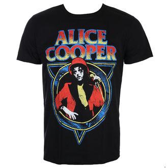 tee-shirt métal pour hommes Alice Cooper - Snake Skin - ROCK OFF, ROCK OFF, Alice Cooper