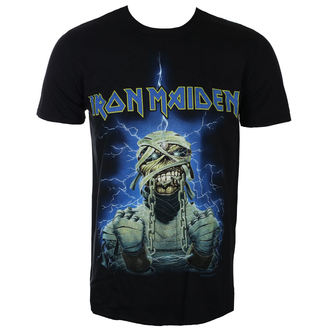 tee-shirt métal pour hommes Iron Maiden - Powerslave Mummy - ROCK OFF, ROCK OFF, Iron Maiden