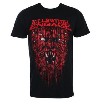 tee-shirt métal pour hommes Killswitch Engage - Gore - ROCK OFF, ROCK OFF, Killswitch Engage
