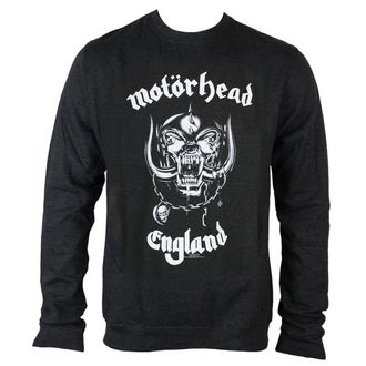 sweat-shirt sans capuche pour hommes Motörhead - England - ROCK OFF, ROCK OFF, Motörhead